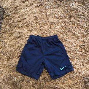 Nike athletic shorts size 5